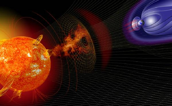 Nasce la banca dati italiana del 'meteo spaziale'