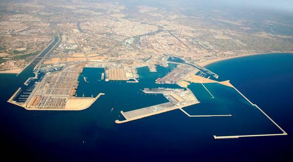 porti  nuovo collegamento tra valencia e algeria - crociere e traghetti - mare