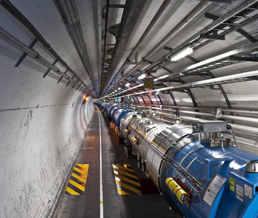 Dall'acceleratore Lhc una nuova immagine del mondo
