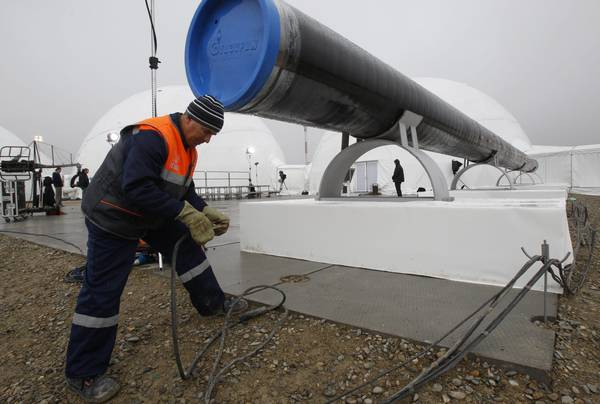 Gas: Tusk, Nord Stream 2 errore strategico per Ue