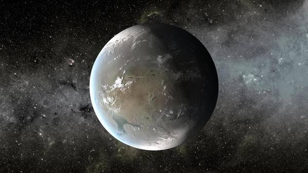 Un pianeta abitabile distante 1.200 anni luce (fonte: NASA Ames/JPL-Caltech/T. Pyle)