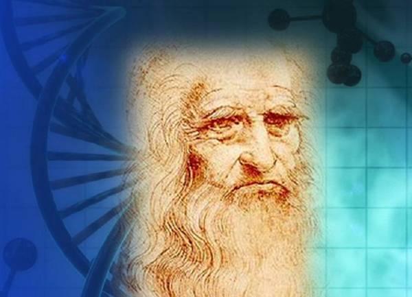 Un progetto internazionale punta a recuperare il Dna di Leonardo da Vinci e a ricostruirne la mappa