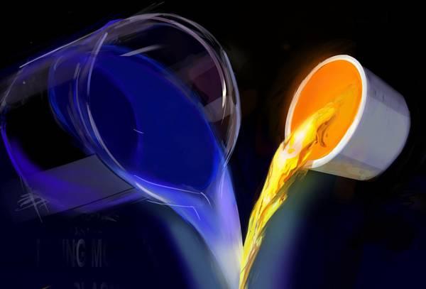Primo mix di molecole e luce
