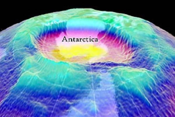 Risultati immagini per buco dell'ozono