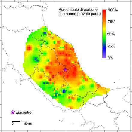 Cartina Italia Terremoti.Terremoto La Mappa Della Paura Dall Appennino All Adriatico Terra E Poli Scienza Tecnica Ansa It