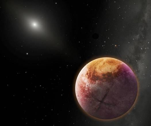 Il fantomatico Pianeta 9 'ago della bilancia' del Sistema Solare