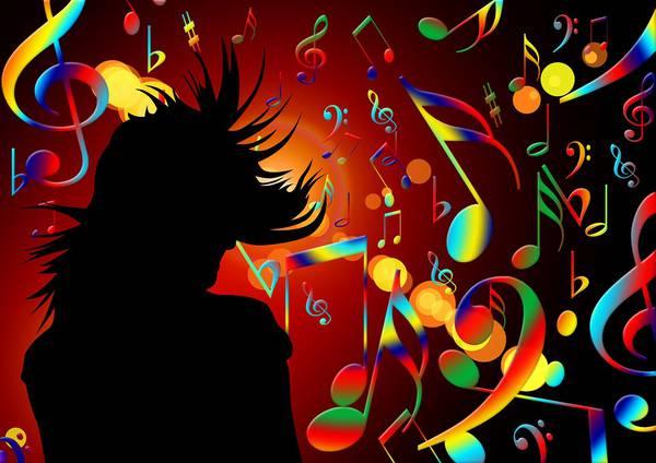 Musica e Lsd accendono le stesse regioni del cervello