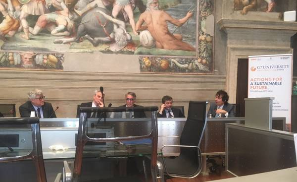Education as driving force at G7 university event in Udine
