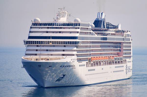 Crociere msc lancia la seconda crociera intorno al mondo for Msc magnifica foto