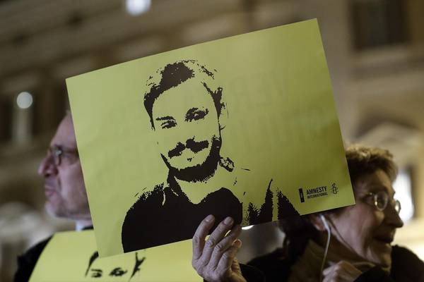 Regeni: Cofferati, Tajani ne parli con speaker Camera Egitto