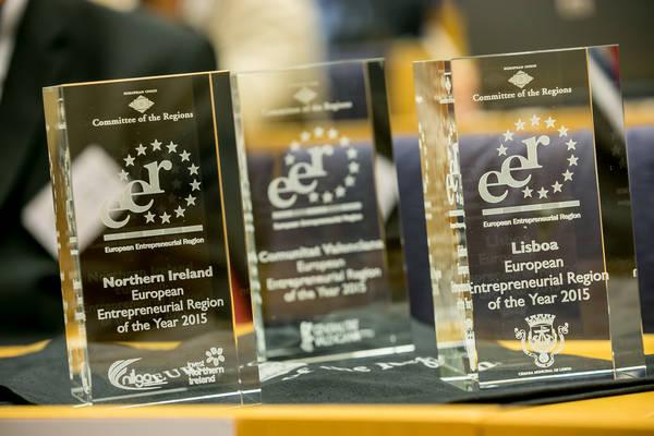 Premi Eer 2015 - Fonte: CdR