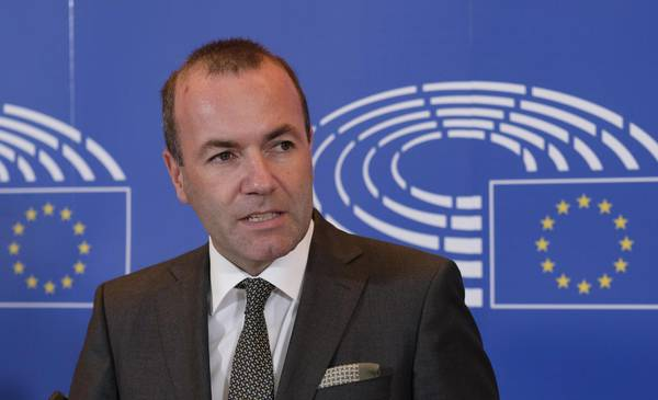 Manfred Weber candidate for European commission presidency