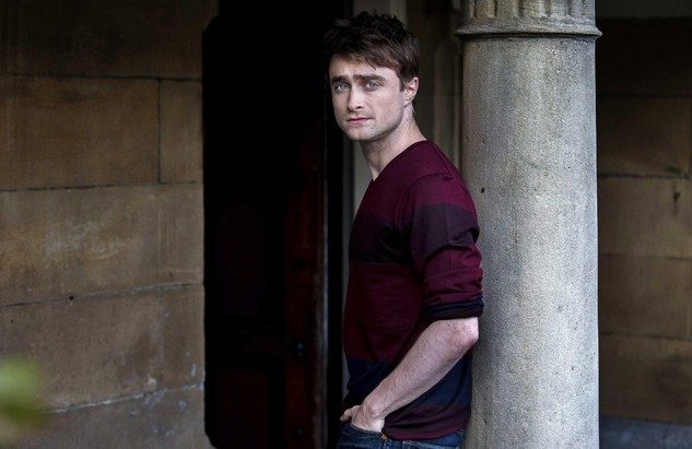 Daniel Radcliffe attends National Film Days