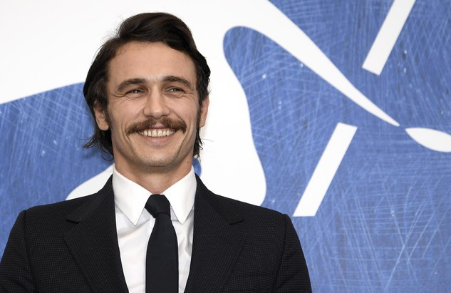 James Franco alla Mostra del cinema di Venezia 2016