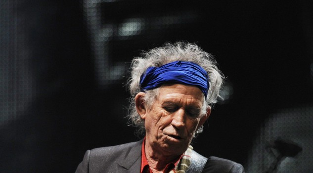 70 ANNI KEITH RICHARDS