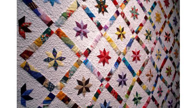 Coperte patchwork americane modificare una pelliccia for Disegni di coperta inclusi