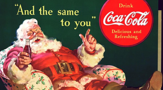 Babbo Natale Assassino.Coca Cola Babbo Natale Santantonioposta