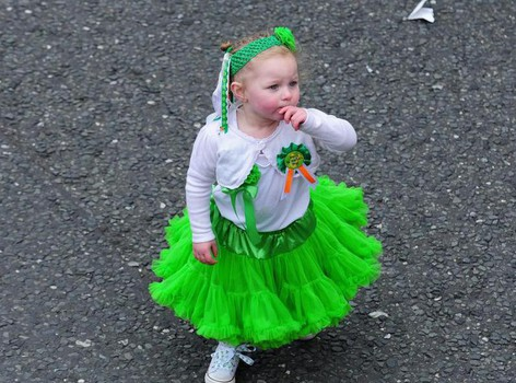 Saint Patrick Day Parade in Dublin 2010