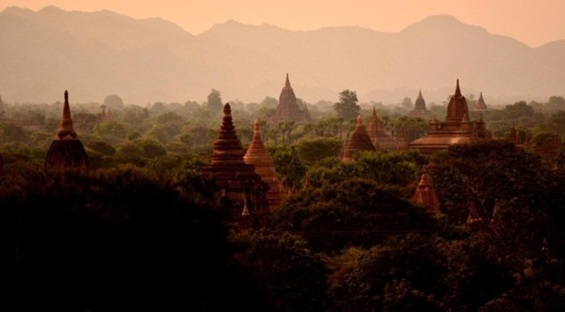 Myanmar, Bagan Valley, credit Angelo Zinna