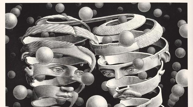Mostre le opere di escher e il suo viaggio in sicilia for Escher mostra catania