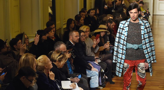Milan Fashion Week: Roberto Cavalli
