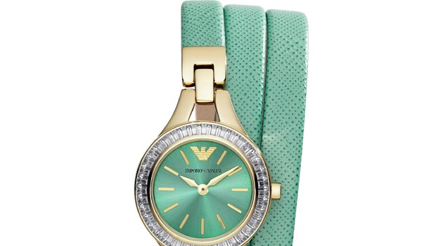 orologio verde tiffany