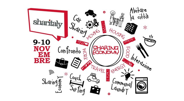 Sharitaly - Crowdfunding, l'infografica