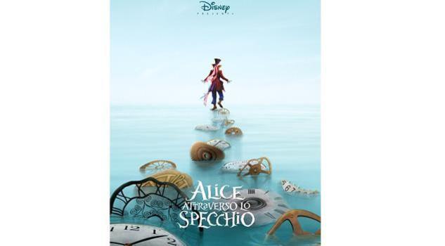 Alice attraverso lo specchio - Alice dietro lo specchio ...