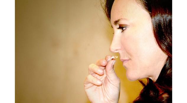 Il naso profumiere Laura Bosetti Tonatto