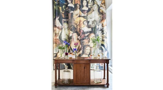 La boutique a Roma del naso profumiere Laura Bosetti Tonatto