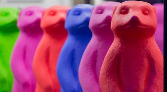 Animali Da Giardino In Plastica.Cracking Art A Milano Una Mostra Sul Movimento Che Usa