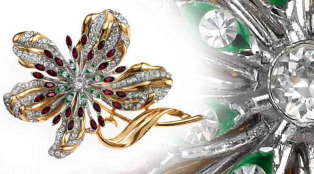 Accessori Da Bagno Con Swarovski : I gioielli di swarovski per il grande cinema accessori lusso