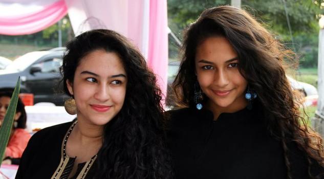 I capelli delle donne arabe