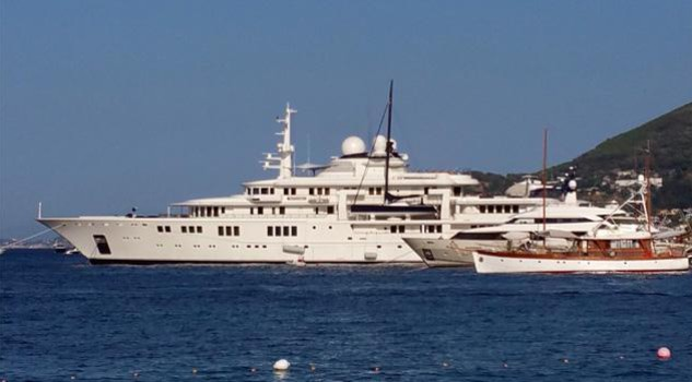 Sul Tatoosh Il Piu Piccolo Degli Yacht Di Paul Allen Case Da