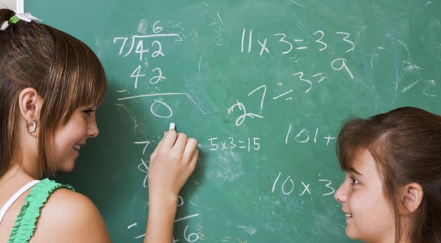 La Falsa Credenza : Educare.it le ragazze non sono portate per la matematica: una