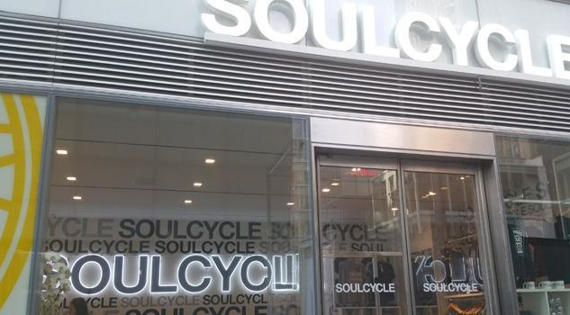 SoulCycle a Bryant Park nel cuore di Manhattan