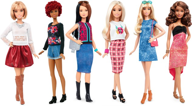 Le nuove Barbie : Pet LoveLace, Tall FabFringe, Pet PrettyPaisley, Pet RockRollPlaid, Tall LaceyBlue, Pet CrazyCoral