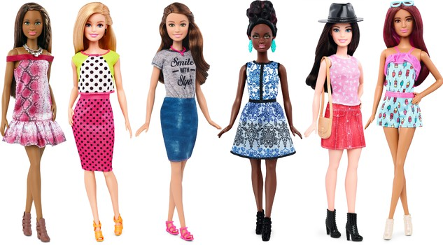 Le nuove Barbie : Orig PrettyPython, Orig DolledUp, Orig SmileStyle, Pet BlueBrocade, Pet PizzaPizzazz, Orig IceCream