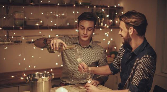 San valentino cena romantica menu afrodisiaco food - Cena romantica a casa ...