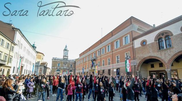 ONE BILLION RISING Ravenna 2015