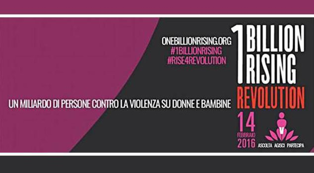 ONE BILLION RISING REVOLUTION 2016