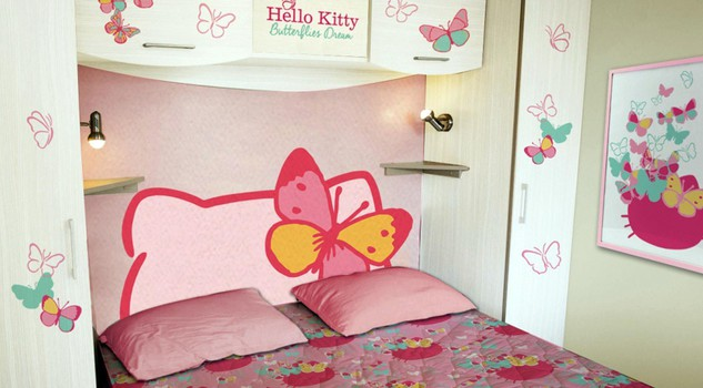 Arriva in Italia la prima casa Hello Kitty
