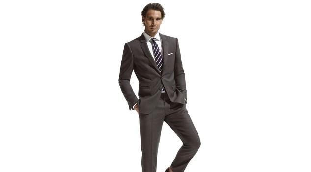 Tommy Hilfiger lancia la capsule di abiti maschili su misura con relativa  campagna pubblicitaria ispirata al campione di tennis Rafel Nadal. 29354b990c5