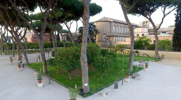 Roma romantica nel giardino degli aranci dove baciarsi un must giardino passioni lifestyle - Il giardino degli aranci frattamaggiore ...