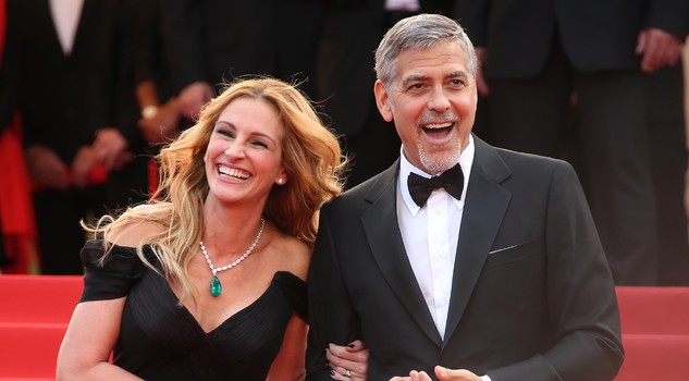 George Clooney, Julia Roberts a Cannes nel 2016