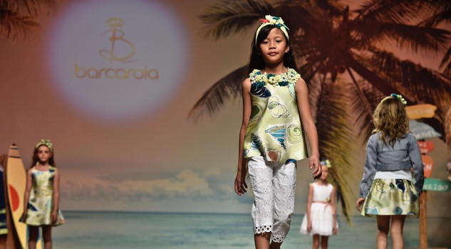 Immmagine Bimbo children's fashion event: Children' s Faschion by Desigual
