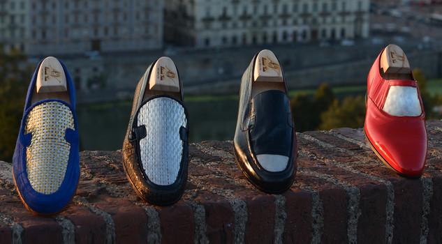 Le scarpe di Antonio Vietri, il calzolaio d'oro
