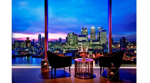 Sky Bar, InterContinental® London – The O2