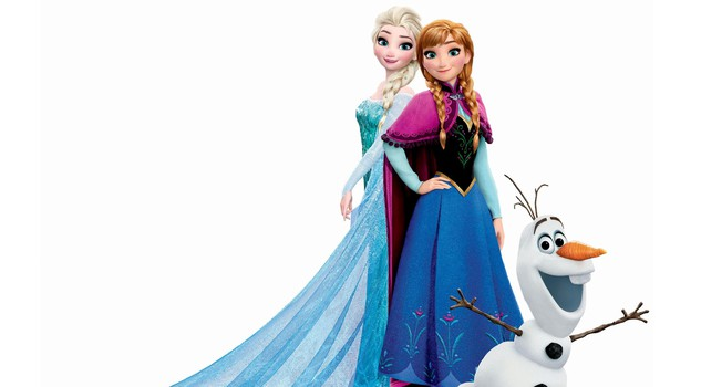 Anna e Elsa single di Frozen