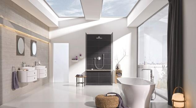 Soluzioni Salvaspazio Bagno : Il bagno è il nuovo salotto ecco la tendenza bathroom living